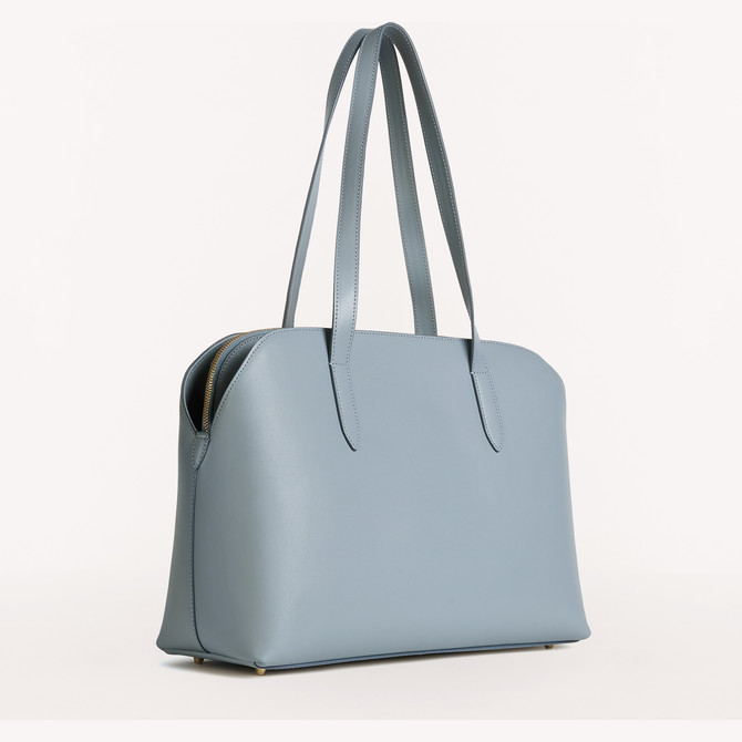 BOLSO TOTE L AVIO LIGHT g FURLA BLOCK