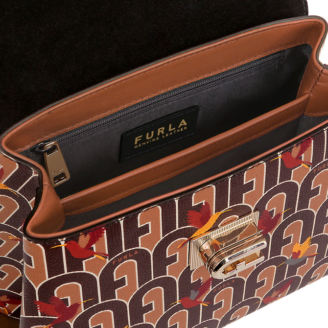 TOP HANDLE S TONI CAFFE' FURLA 1927