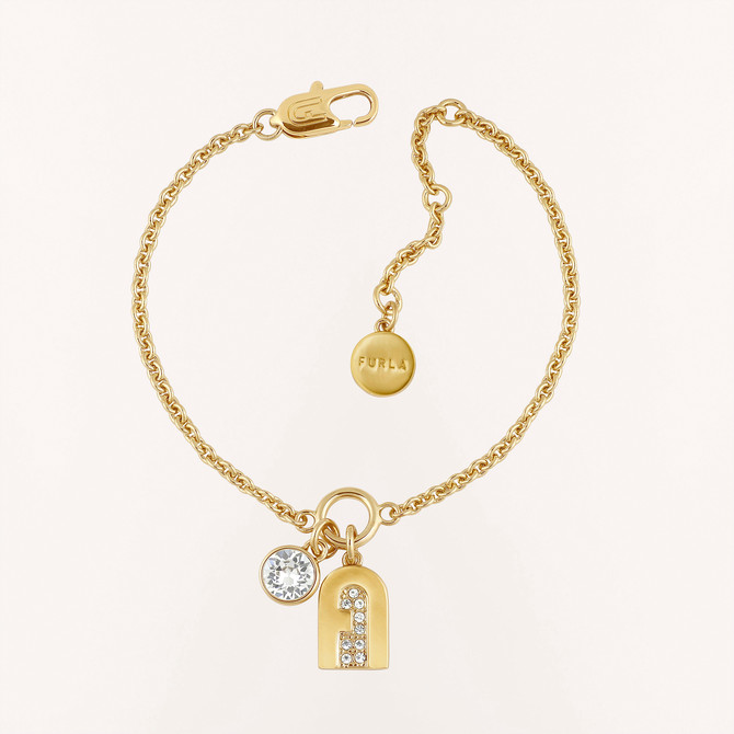 BRACELET COLOR ORO FURLA NEW CRYSTAL