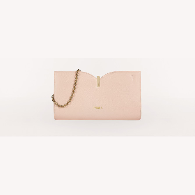 BOLSO BANDOLERA CANDY ROSE FURLA RIBBON