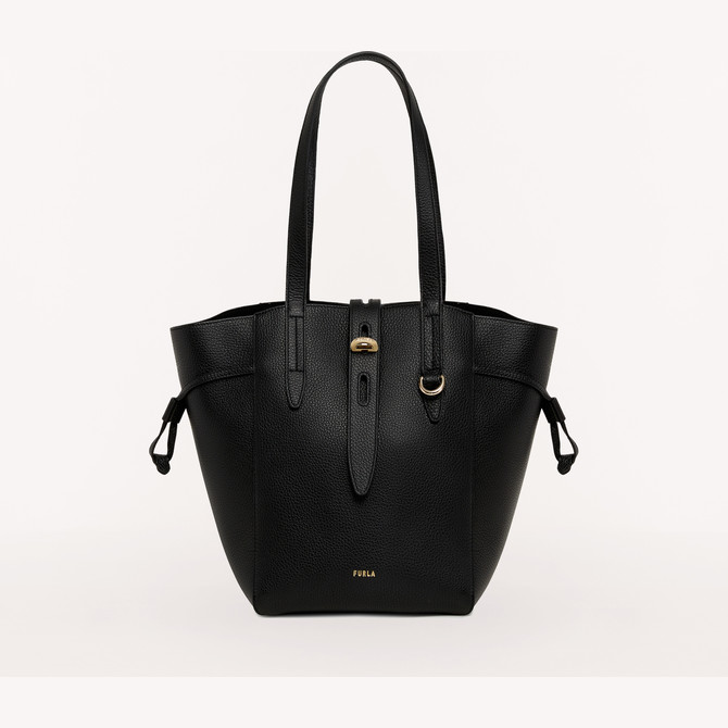 TOTE-BAG M NERO FURLA NET