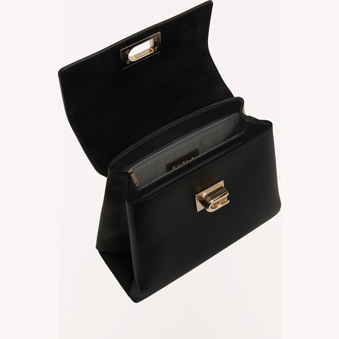 TOP HANDLE S NERO FURLA 1927
