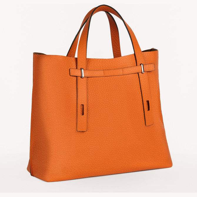 トートバッグ ORANGE i FURLA MAN GIOVE