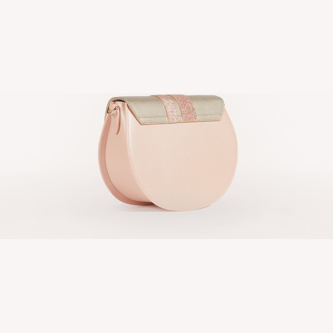 MINI CROSSBODY COLOR PLATINO FURLA METROPOLIS