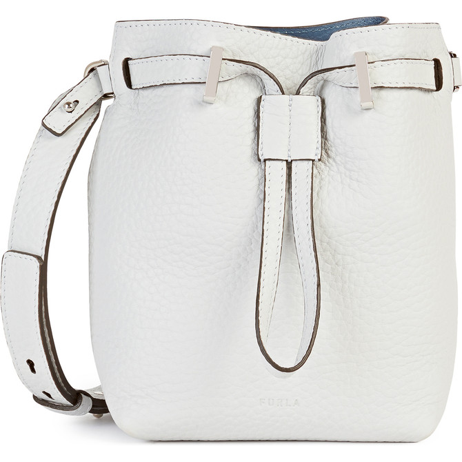 MINI BUCKET BAG COLOR CRYSTAL FURLA MAN GIOVE
