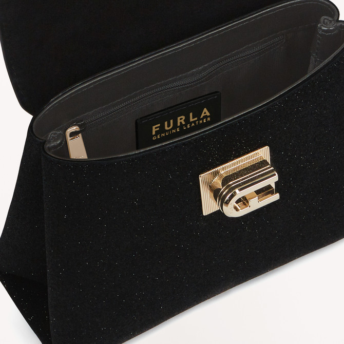 MINI TOP HANDLE NERO FURLA 1927