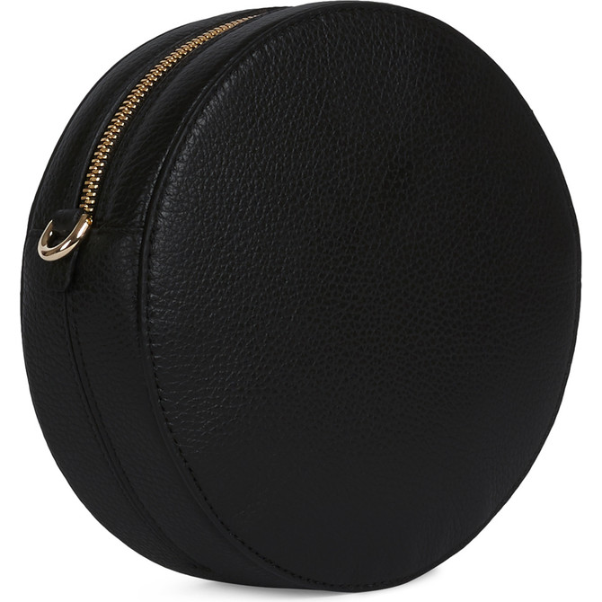 MINI BORSA A BANDOLIERA NERO FURLA SLEEK