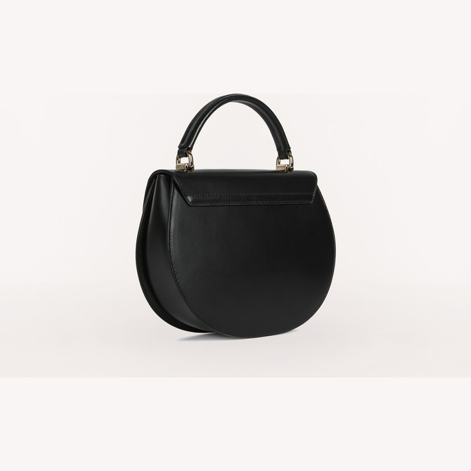 TOP HANDLE S NERO FURLA METROPOLIS