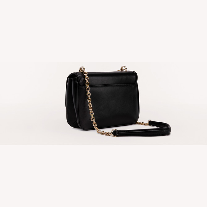 MINI SHOULDER BAG NERO FURLA COSY