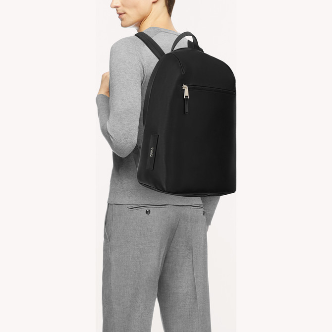 BACKPACK M NERO FURLA MAN TECHNICAL
