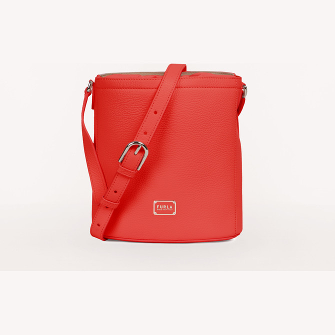 BUCKET BAG S FUOCO h FURLA SET