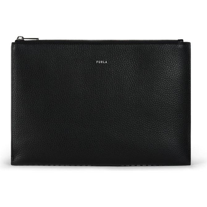 ENVELOPE NERO FURLA MAN PROJECT