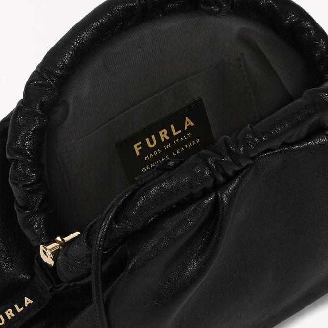 CLUTCH S Nero Furla essential