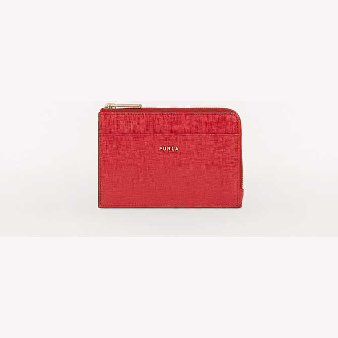 CREDIT CARD CASE RUBY FURLA BABYLON