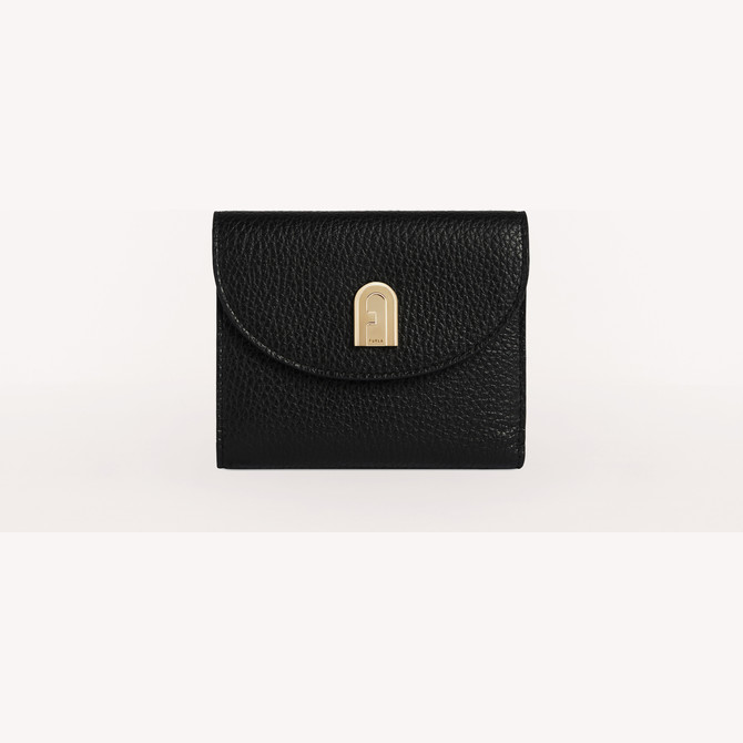 BI-FOLD S NERO FURLA SLEEK