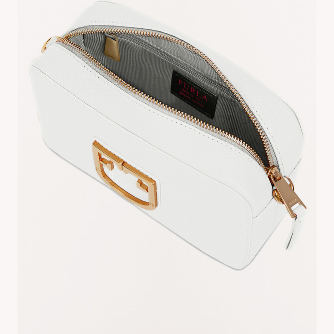 MINI CROSSBODY CHALK FURLA BRAVA
