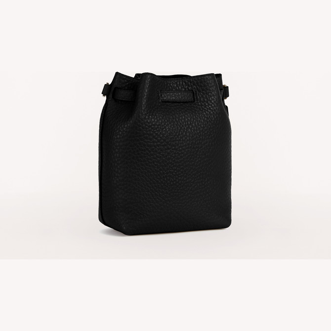 MINI BUCKET BAG NERO FURLA MAN GIOVE