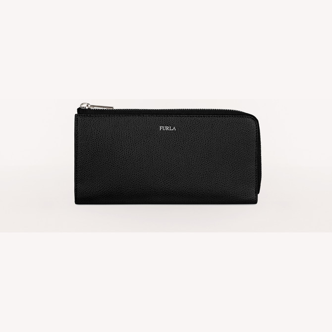 ZIP AROUND ONYX FURLA MAN MARTE