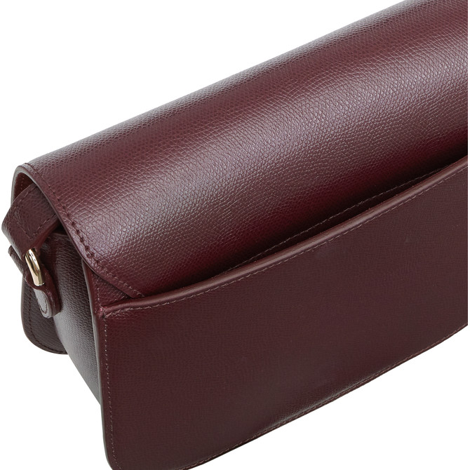 SHOULDER BAG S BURGUNDY FURLA 1927