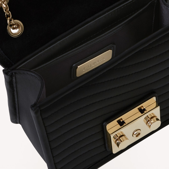 MINI CROSSBODY NERO FURLA METROPOLIS SWING