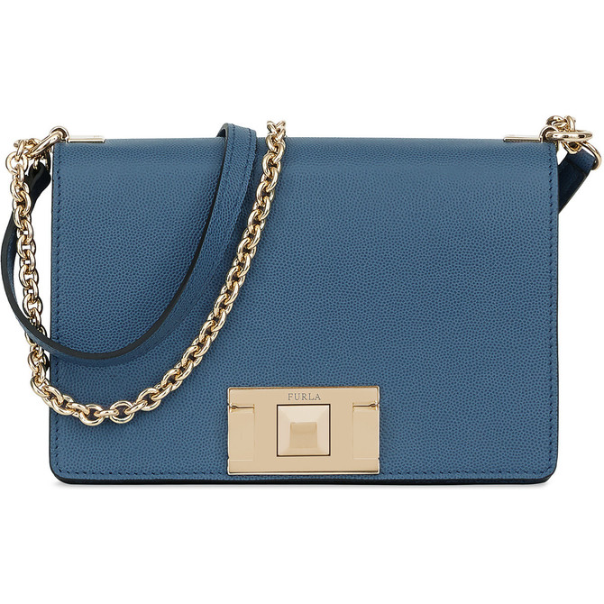 MINI CROSSBODY COLOR PIOMBO f FURLA MIMI'