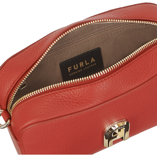 MINI CROSSBODY CHILI OIL FURLA SLEEK