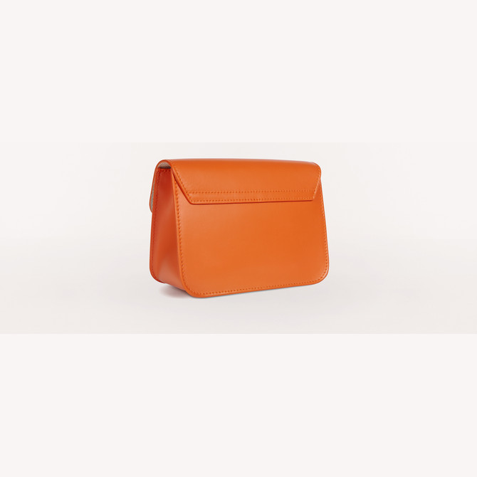 MINI CROSSBODY ORANGE i FURLA METROPOLIS