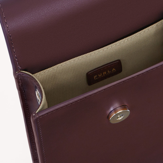 PHONE CASE BURGUNDY FURLA 1927