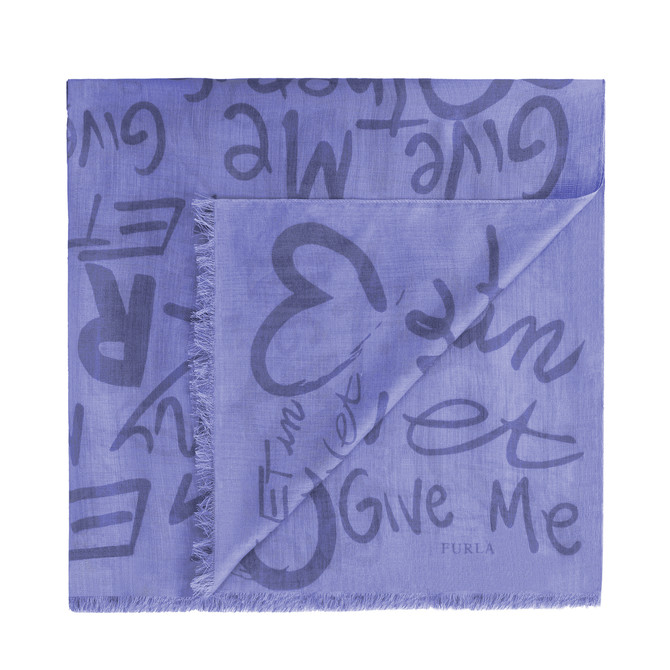a8c5565144a71 Furla Pin Stole Lavanda E In Blue
