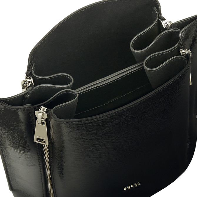 MINI BUCKET BAG NERO FURLA FOR