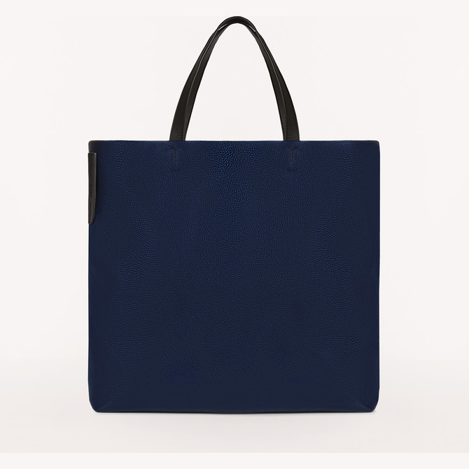 TOTE-BAG L BLU d FURLA MAN TECHNICAL