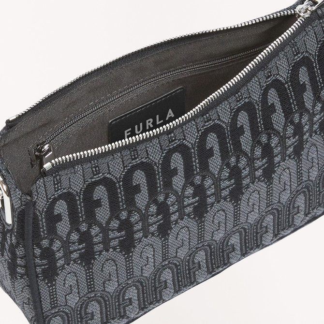 SHOULDER BAG S Toni Antracite Furla moon