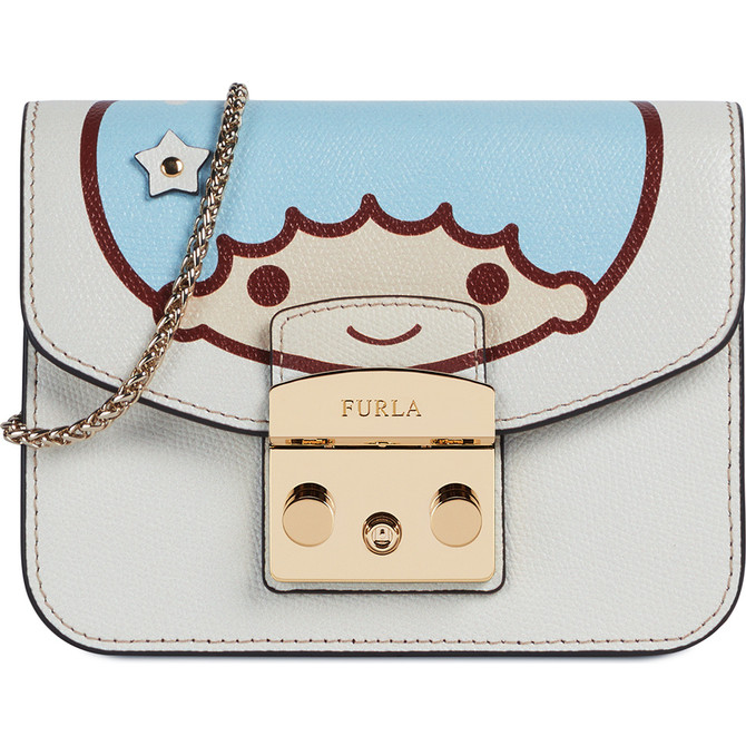 MINI CROSSBODY TONI AZZURRO FURLA KITTY
