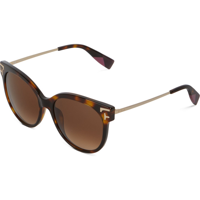 SUNGLASSES HAVANA FURLA SET