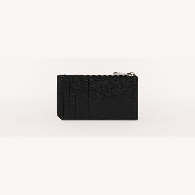 CREDIT CARD CASE NERO FURLA MAN MERCURIO