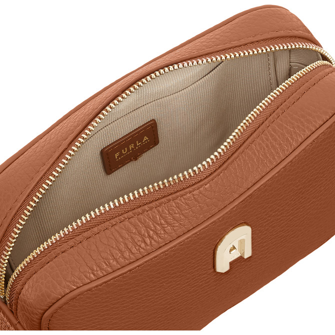 BELT BAG COGNAC h FURLA SLEEK