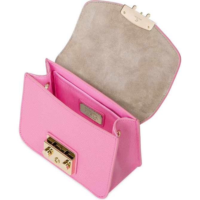 MINI CROSSBODY ORCHIDEA d FURLA METROPOLIS