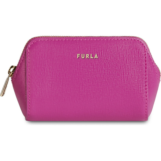 COSMETIC CASE FLAMINGO PURPLE i FURLA ELECTRA