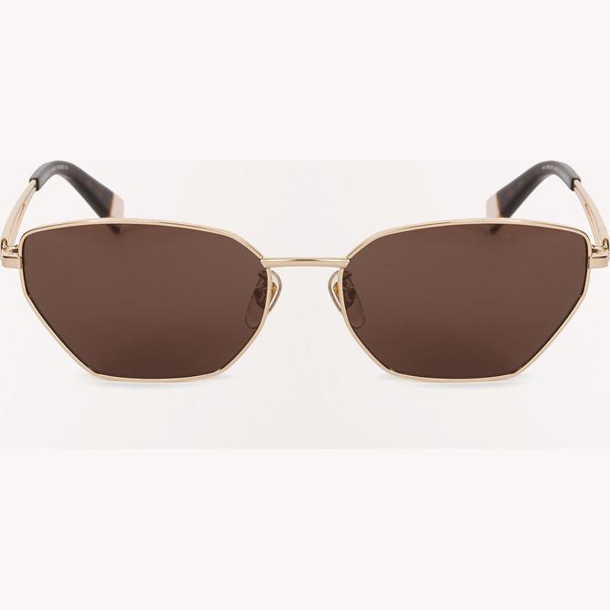 SUNGLASSES Cognac h Furla sunglasses sfu510