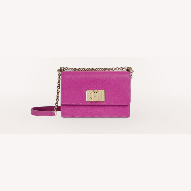 MINI MALA A TIRACOLO FLAMINGO PURPLE i FURLA 1927