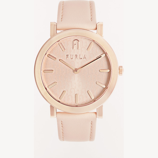 MONTRE CANDY ROSE FURLA MINIMAL SHAPE