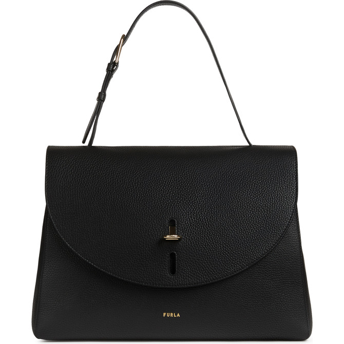 TOP HANDLE L NERO FURLA NET