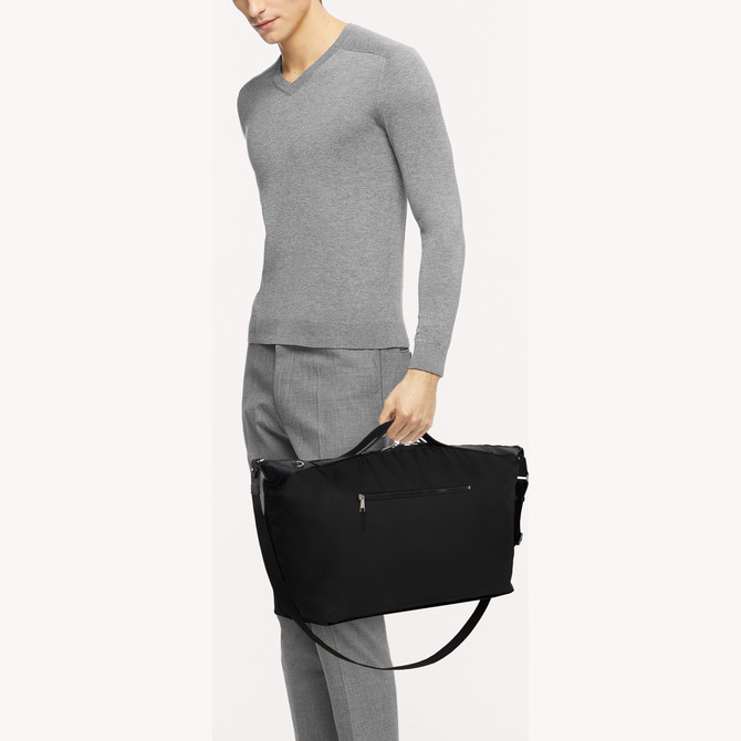 SABOT NERO FURLA MAN TECHNICAL