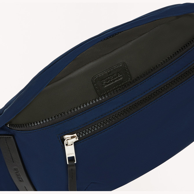 BELT BAG BLU d FURLA MAN TECHNICAL
