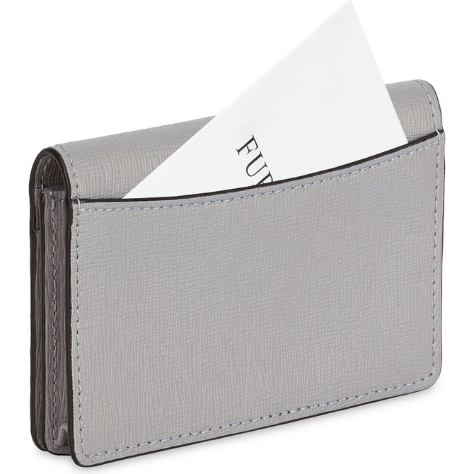 BUSINESS CARD CASE ONICE e FURLA BABYLON