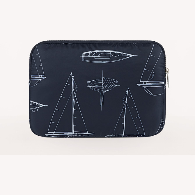LAPTOP CASE TONI BLU FURLA MAN ULISSE