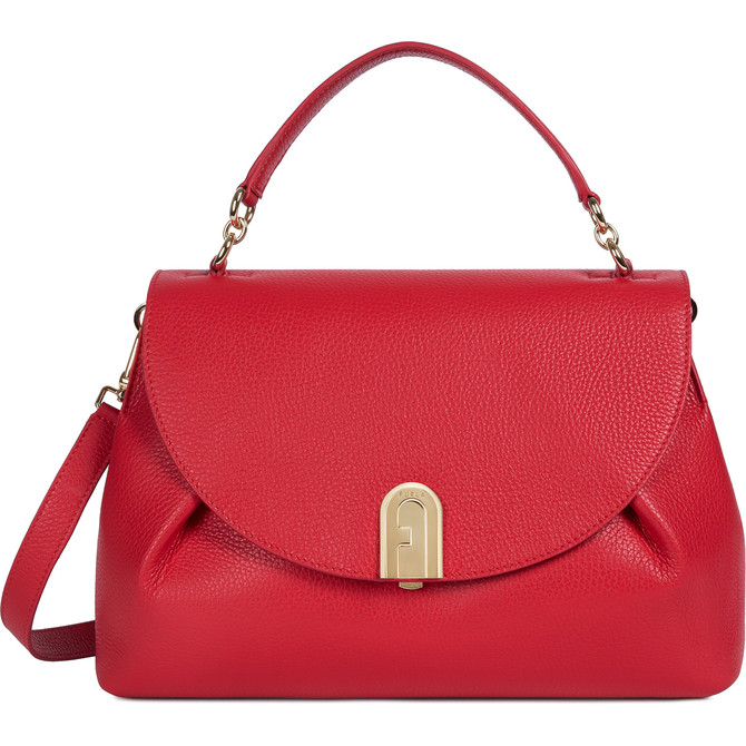 TOP HANDLE M FRAGOLA h FURLA SLEEK