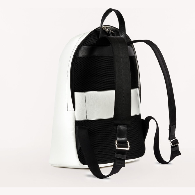 BACKPACK M CHALK FURLA MAN TECHNICAL