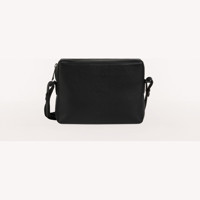 CROSSBODY S NERO FURLA MAN MERCURIO
