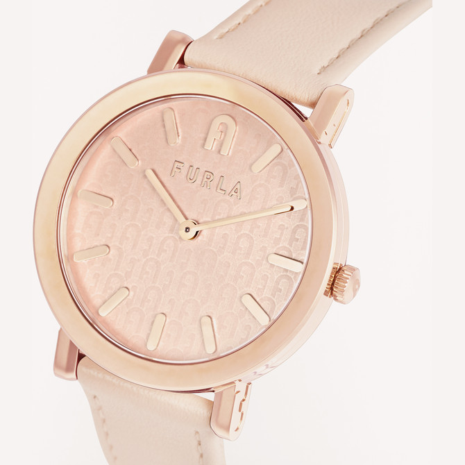 WATCH CANDY ROSE FURLA MINIMAL SHAPE